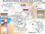 CATbus Route and Schedule Information